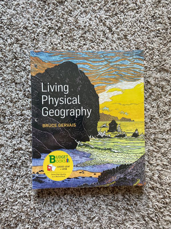 Livin bf Physical Geography Textbook