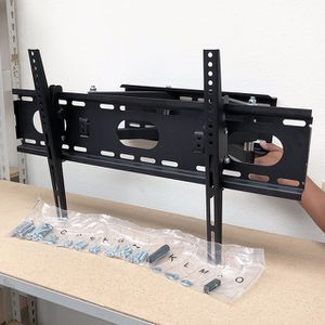 "(NEW) $40 Full Motion 32""-65"" TV Wall Mount 180 Degree Swivel Tilt, Max Load 125lbs for Sale in Whittier, CA"
