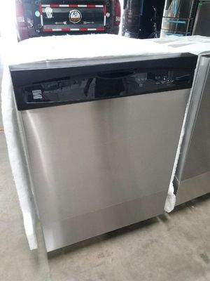 """BRAND NEW KENMORE DISHWASHER STAINLESS STEEL🧢24"""" for Sale in Mission Viejo, CA"""