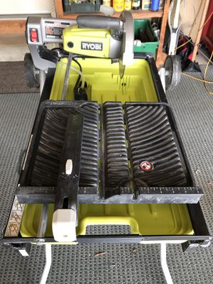Ryobi wet saw for Sale in Vienna, VA