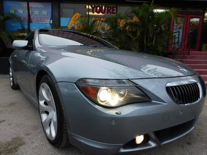 2006 BMW 6 Series for Sale in Tampa, FL