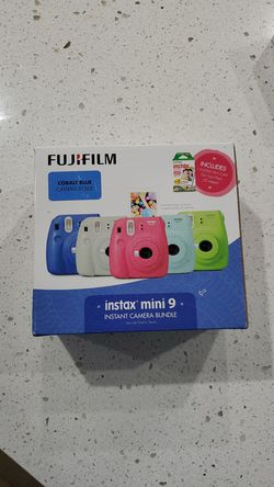 Instax Mini 9 Camera Unopened for Sale in Hillsboro,  OR