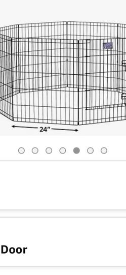 8 Panel Pet Exercise Pen for Sale in Chicago,  IL