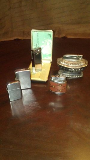 Lot of vintage lighters Zippo PAC Ronson + for Sale in McKeesport, PA