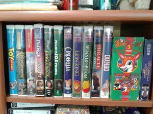 Disney VHS for Sale in Bethesda, MD