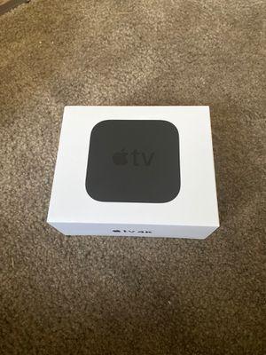 Apple TV 4K HDR 32GB brand new 120 O.B.O for Sale in Highland, CA