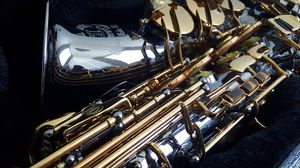 Alto Saxophone - Cannonball Big Bell Stone Series / Black Nickel / Tiger's Eye for Sale in Denver, CO