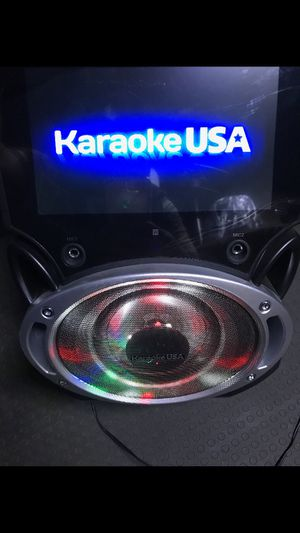 BRAND NEW SPEAKER WITH SCREEN NEVER OPENED for Sale in Claremont, CA