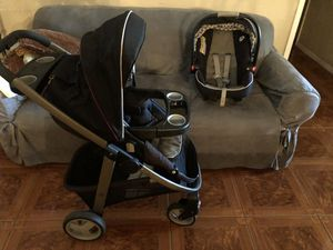 Stroller and car seat set for Sale in Houston, TX