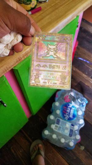 Holo rare pokemon card s for Sale in Moncks Corner, SC