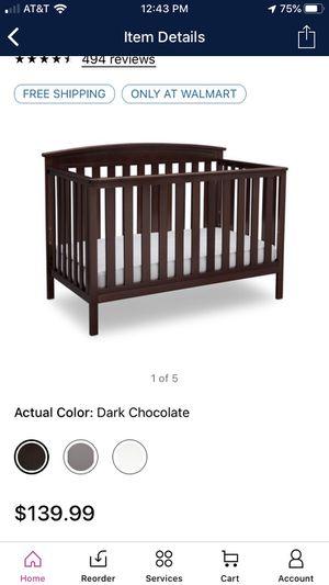 Delta 4-1 crib for Sale in Pineville, LA