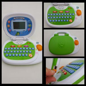 LEAP FROG LAPTOP EDUCATIONAL INTERACTIVE TOY for Sale in Broken Arrow, OK