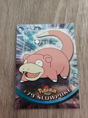 Topps Slowpoke #79 Holo Pokemon for Sale in Davenport, FL