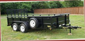 THE UTILITY Trailer IN REALLY GO0D 0VERALL C0NDITI0N. for Sale in New York, NY