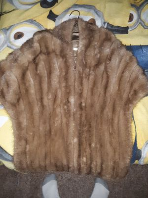 1950's fur coat for Sale in Hannibal, MO