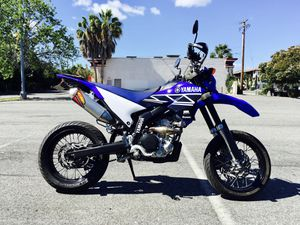 2008 Yamaha WR250X SUPERMOTO for Sale in San Francisco, CA