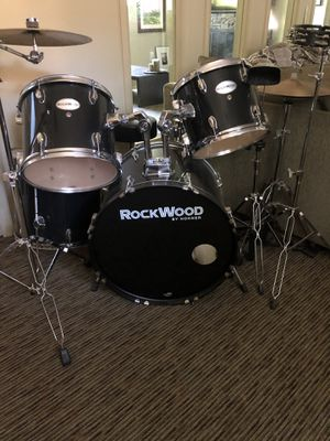 RockWood Drum Set for Sale in Bellevue, WA