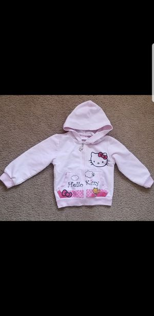 Excellent condition size 2t hello kitty jacket for Sale in Garden Grove, CA