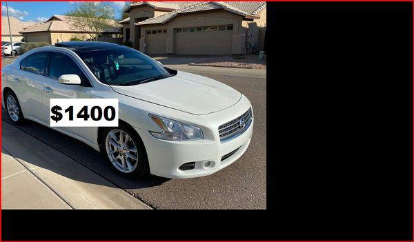 $1200 Nissan SV