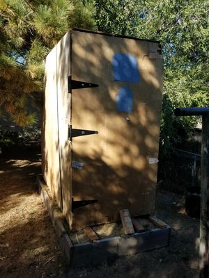 Mini shed storage tiny house chicken coop for Sale in Colorado Springs, CO