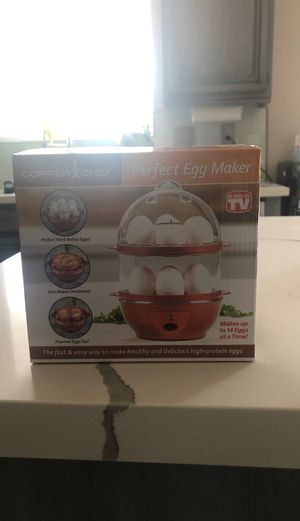Egg Maker / Egg Genie for Sale in Winchester, CA