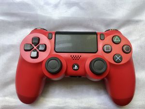 New PS4 red controller for Sale in Santa Clara, CA