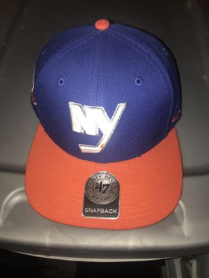 New York islanders snap back 47 hat NWT for Sale in Colorado Springs, CO