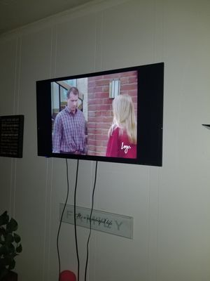 40 inch LED Wesinghouse TV New for Sale in Providence, RI