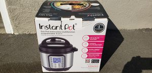 3 QT, 9 program's instant pot. for Sale in Cypress, CA