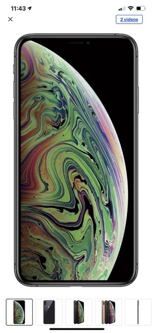 iPhone XS Max for Sale in Cohasset, CA
