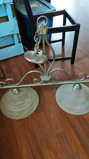 Chandelier/over dining light for Sale in Huntersville, NC