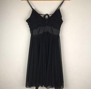 B. Smart black babydoll dress size 7/8 Juniors for Sale in El Cajon, CA