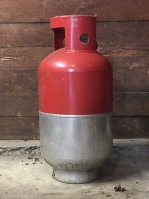 Lennox Aluminium Propane Tank (from 71' airstream) for Sale in Portland, OR