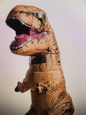 Jurassic T-Rex Halloween Adult costume for Sale in Upper Gwynedd, PA