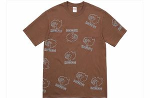 Brand new supreme gonz heads tee size large brown for Sale in Boston, MA