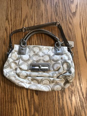Sequin Coach Purse for Sale in Wheaton, IL