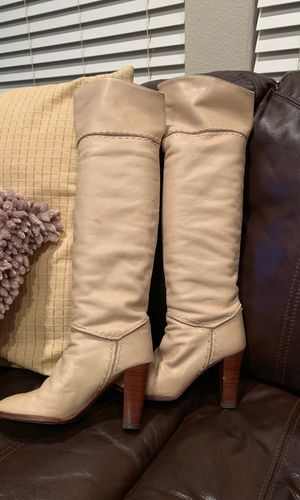 Raybuck Women's Leather Boots Made in Spain for Sale in Oxnard, CA
