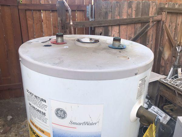 GE Water heater smart shield