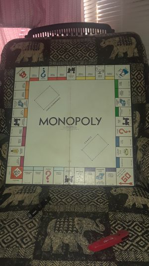 1956 Monopoly popular edition for Sale in Gulfport, FL