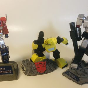 Classic Transformers 3 Ornaments for Sale in Cleveland, OH