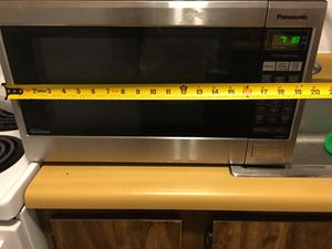 Panasonic Microwave - Great Condition for Sale in Portland, OR