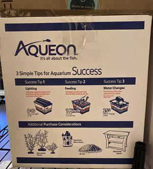 Aqueon Fish Tank for Sale in Fremont, CA
