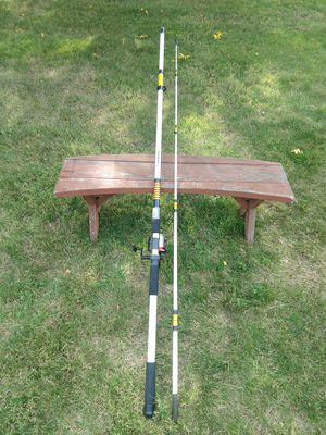 Surf fishing rod and reel for Sale in Bolton, CT
