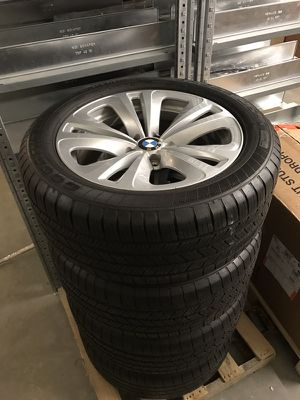"18"" BMW 7 series wheels for sale for Sale in Lakeland, FL"