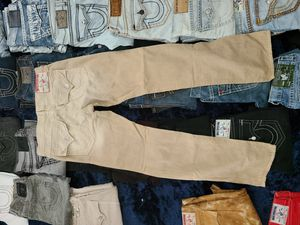 Tan True Religion size 38 *** collection for sale*** for Sale in Richmond, CA
