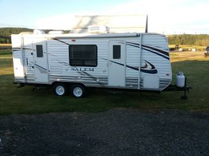 2012 Salem Forest River T23FB travel trailer for Sale in Tacoma, WA