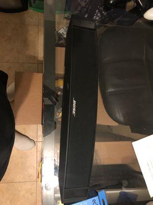 Bose center speaker for Sale in Phoenix, AZ