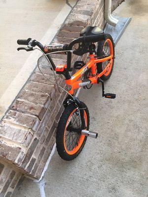 "New 16"" Mongoose Mutant Kids bike (black & orange) for Sale in Lilburn, GA"