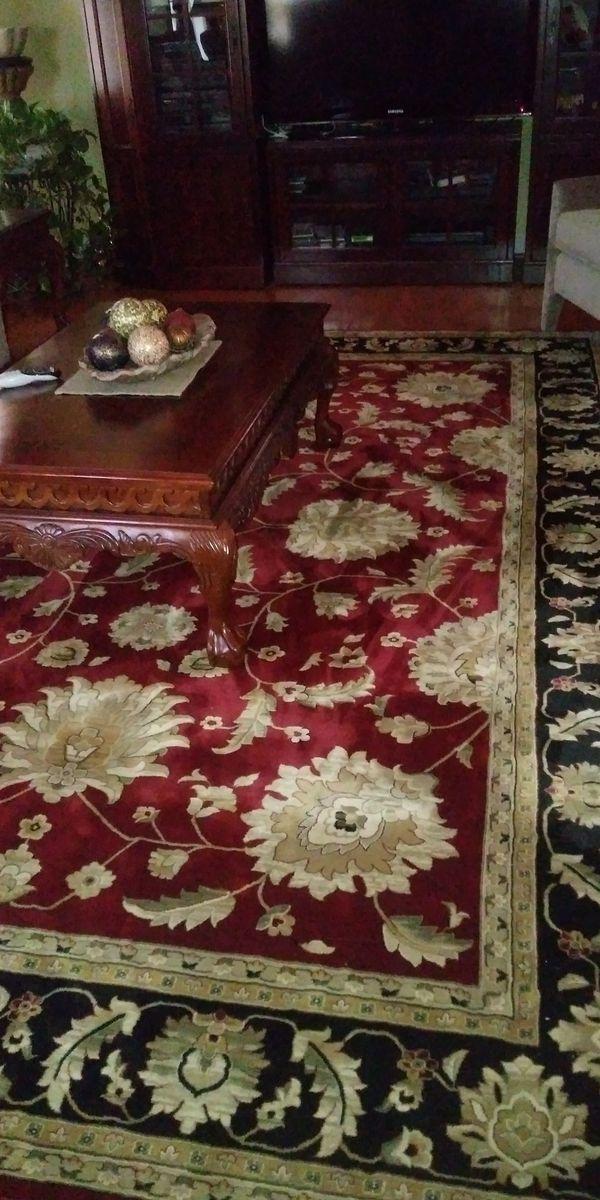 8 × 11 rug