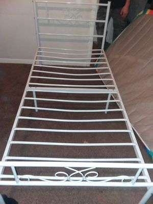Twin size bed frame for Sale in Huntsville, TX